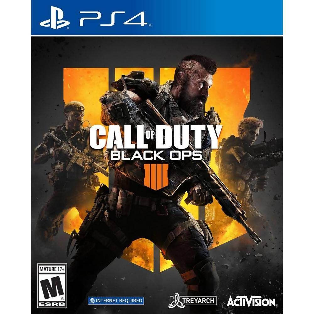 CD GAME PS4 - CALL OF DUTY - AfriMarket