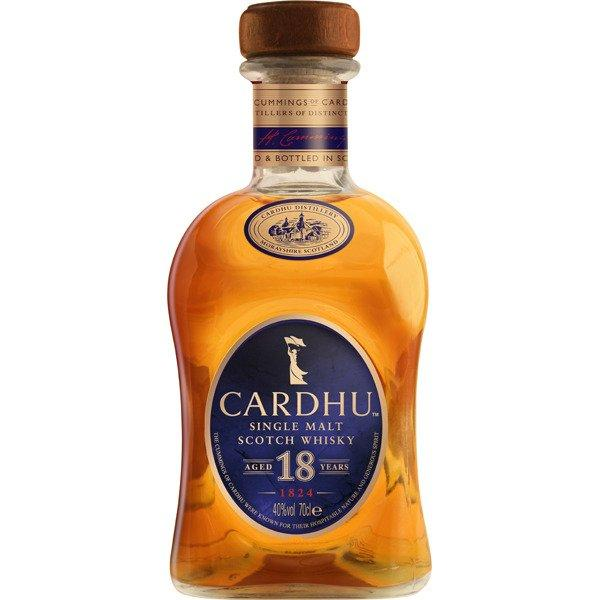 Whisky Cardhu 18 Year 70 cl - AfriMarket