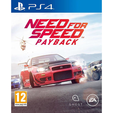 CD GAME PS4 - NEED FOR SPEED - AfriMarket
