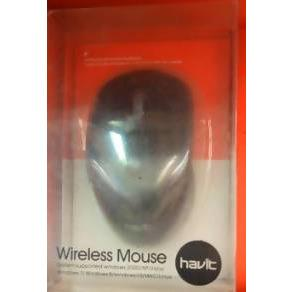 MOUSE WIRELESS XCEED BYTE BLACK - AfriMarket