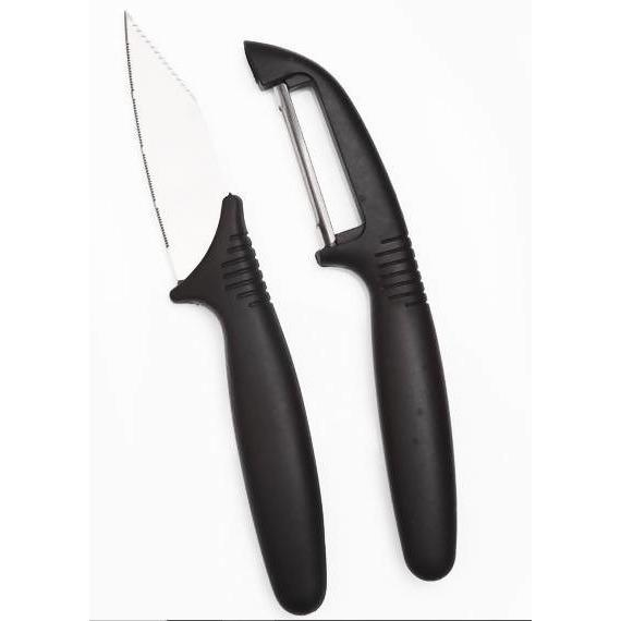 peeler and paring knife set prochef - AfriMarket