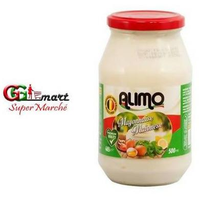 500ML MAYONNAISE ALIMO - AfriMarket