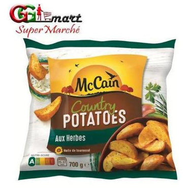 700G FRITES MC CAIN COUNTRY POTATOES - AfriMarket