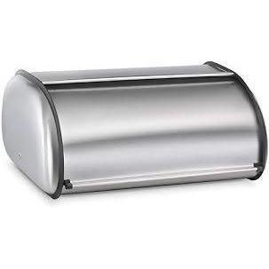 Bread Bin Large Stainless/Steel Prochef Each 1.3Kg - AfriMarket