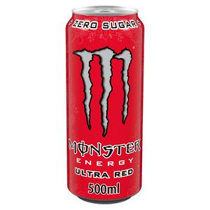Monster red energy zero 500ml