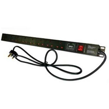 PDU 8 WAY MINIPRO (FOR RACK) - AfriMarket