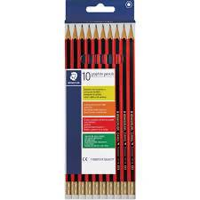 PENCIL TRADITION STAEDTLER 10S PACK - AfriMarket