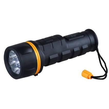 TORCH PLASTIC LED 0.5W 2D - AfriMarket