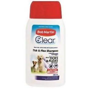Cat Shampoo ticks and flea Bob martin 200ML - AfriMarket