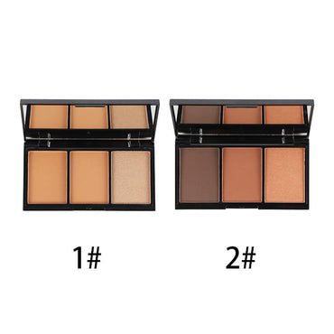 Palette duo poudre , contouring et Highlighter