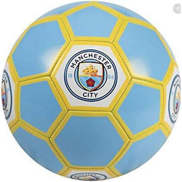 BALL SOCCER MAN CITY SIZE 5 - AfriMarket