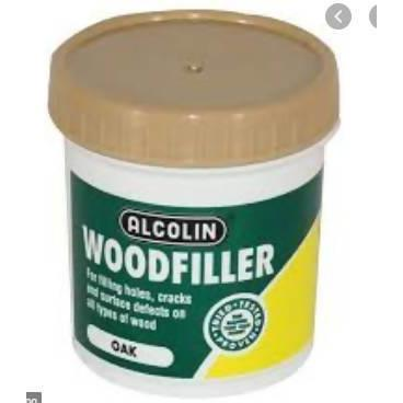 FILLER WOOD ALCOLIN NAT 200G - AfriMarket