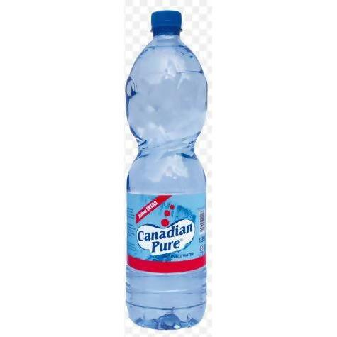 12pcs X 750ml EAU CANADIAN PURE - AfriMarket