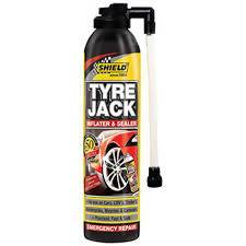 Repairer Tyre Jack Emergency Inflater 340ML - AfriMarket