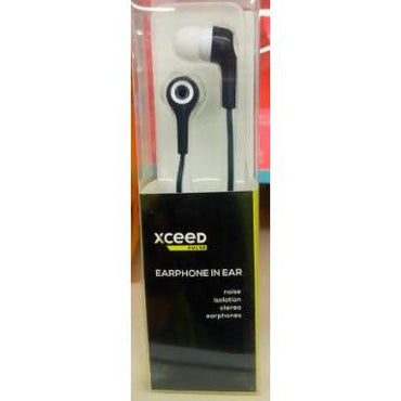 EARPHONE IN EAR XCEED PULSE - AfriMarket