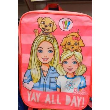 BACKPACK S18 MED BARBIE 38CM - AfriMarket