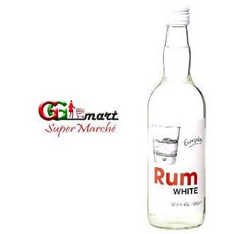 70CL EVERYDAY 37.5% RUM WHITE