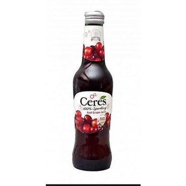 Red grape Juice Ceres 100% Sparkling 275ML - AfriMarket