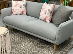 Smile 3 seater lounge GREY