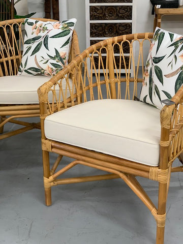 BASS rattan occasional chair