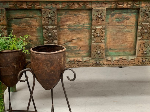 Old Indian console table