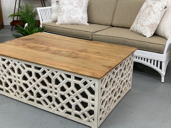 2 tone Coffee table