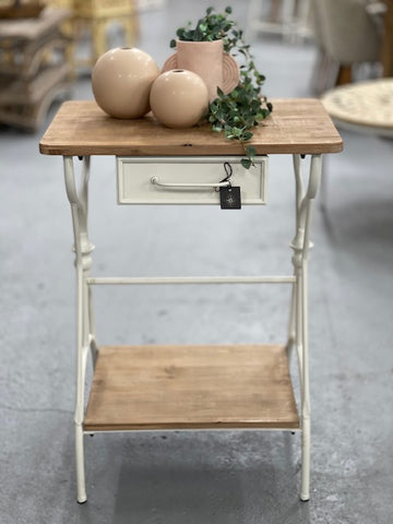 French inspired sewing table