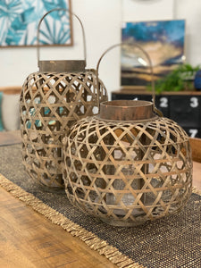 Coconia lattice lantern