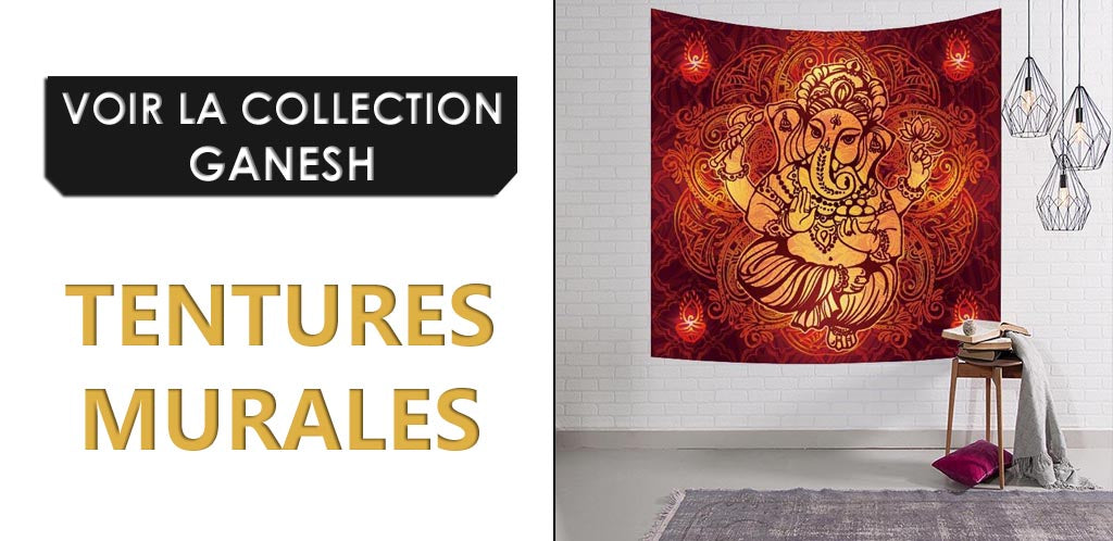 Collection de Tentures Murales Ganesh