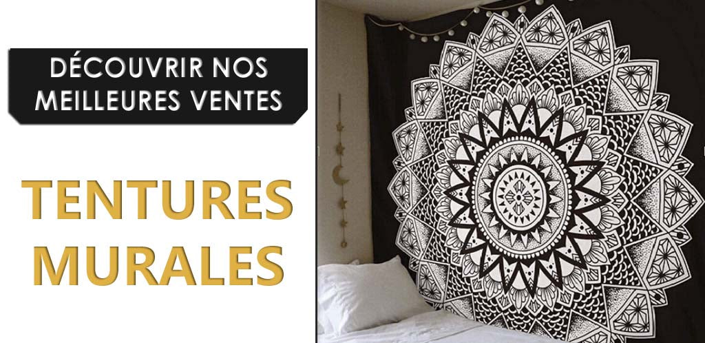 Collection Tentures Murales Meilleures Ventes
