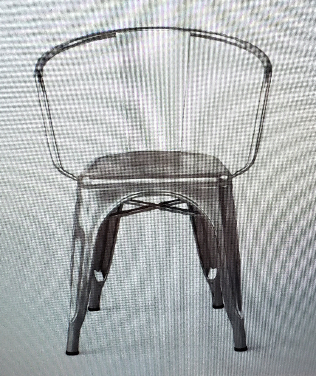 Carlisle Metal Dining Chair - Threshold™ Grey #6007