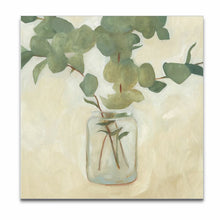 Load image into Gallery viewer, 'Greenery Still Life II' Painting  #mp3250