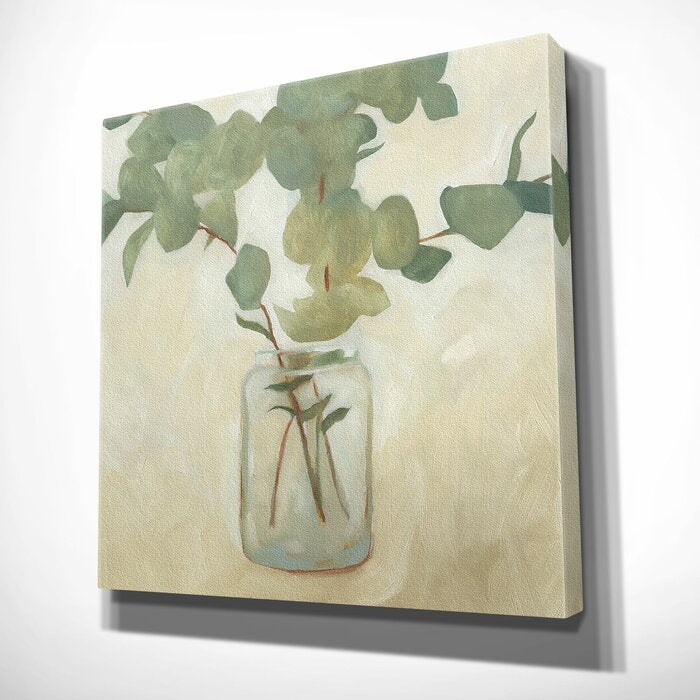 'Greenery Still Life II' Painting  #mp3250