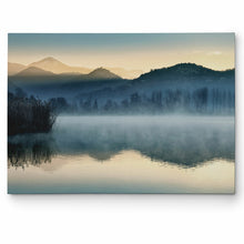 Load image into Gallery viewer, 'Quiet Morning' - Wrapped Canvas Photograph Print 2012