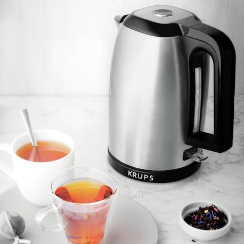 Krups Savoy Stainless Steel Electric Kettle 3320