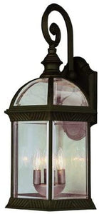 Trans Globe Lighting 19-Inch 3-Light Medium Outdoor Outdoor Wall Lantern (, 44181 RT, 60watts, 120 Volts ta2180
