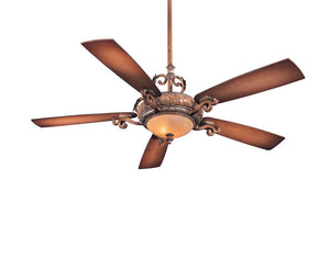 "68"" Great Room Napoli II 5 Blade Ceiling Fan 3359"