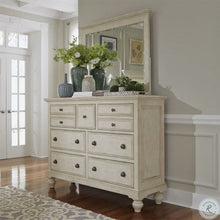 Load image into Gallery viewer, High Country White 7 Drawer Chesser by Liberty