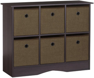 RiverRidge Home Storage Cabinet, Brown  #5388
