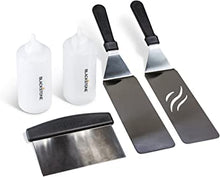 Load image into Gallery viewer, Blackstone Commercial Grade 5-Piece Griddle Cooking Toolkit #6106