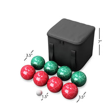 "Load image into Gallery viewer, 88.9"" Bocce with Carrying Case #6043"