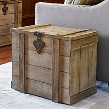 Load image into Gallery viewer, Blakeney Wooden Home Chest  #5093