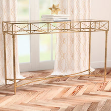 Load image into Gallery viewer, Brookman Console Table #6153