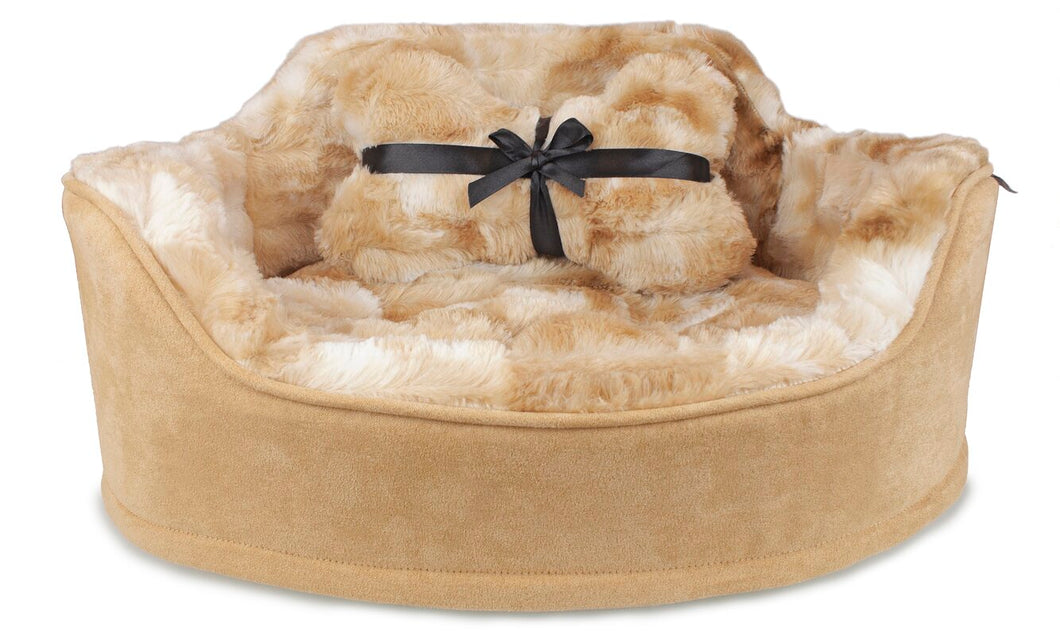 Brumbaugh Princess Pet Bed Bolster #6074