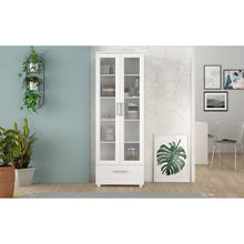 Load image into Gallery viewer, Cardoso Standard Bookcase  (white)  #5164