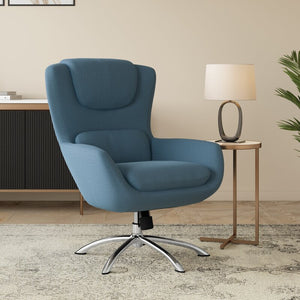 Chandrine Swivel Armchair