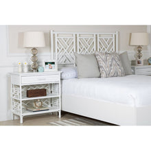 Load image into Gallery viewer, Chippendale Open-Frame Queen Headboard  #5134
