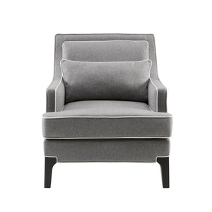 Collin Armchair in Gray  #4460