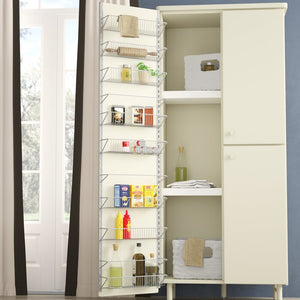 Davidson Kitchen Over Cabinet Door Organizer #6156