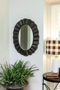 Distressd Accent Mirror  #5137